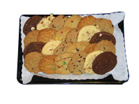 Image of 2 dozen cookies